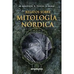 Libro Relatos De La Mitologia Nordica