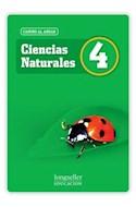 Papel CIENCIAS NATURALES 4 LONGSELLER CAMINO AL ANDAR (NOVEDAD 2012)