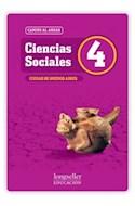 Papel CIENCIAS SOCIALES 4 LONGSELLER CAMINO AL ANDAR CIUDAD DE BUENOS AIRES (NOVEDAD 2012)