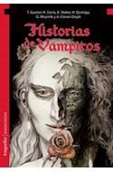 Papel HISTORIAS DE VAMPIROS (COLECCION ESENCIALES) (RUSTICA)