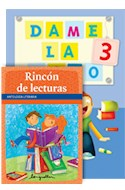 Papel DAME LA MANO 3 LONGSELLER (CON AGENDA + ANTOLOGIA) (NOVEDAD 2013)