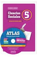 Papel CIENCIAS SOCIALES 5 LONGSELLER CAMINO AL ANDAR CIUDAD DE BUENOS AIRES (INCLUYE CD) (2013)