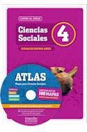 Papel CIENCIAS SOCIALES 4 LONGSELLER CAMINO AL ANDAR CIUDAD DE BUENOS AIRES (INCLUYE CD) (2013)