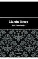 Papel MARTIN FIERRO (CON ESTUCHE)