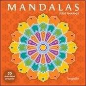 Papel Mandalas (Serie Naranja)