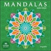 Papel Mandalas (Serie Verde)