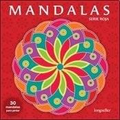Papel Mandalas (Serie Roja)