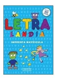 Papel Letralandia Imprenta Mayusculas