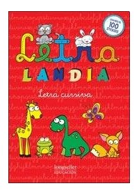 Papel Letralandia Cursiva