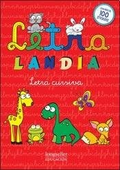 Papel Letralandia - Letra Cursiva