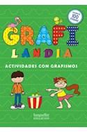 Papel GRAFILANDIA ACTIVIDADES CON GRAFISMOS (CON MAS DE 100 S TICKERS)