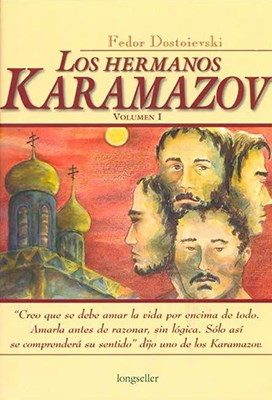 Papel Los Hermanos Karamazov