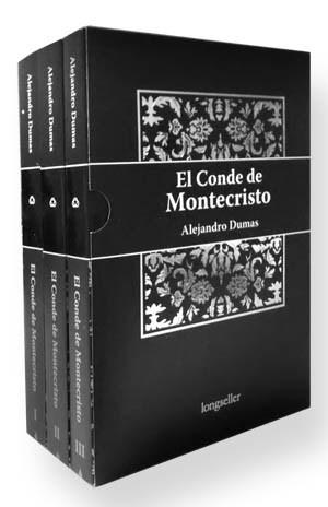 Papel Conde De Montecristo, El (3 Tomos)