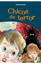 Papel CHICOS DE TERROR (SERIE JOVEN)