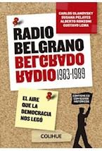 Papel RADIO BELGRANO  1983-1989