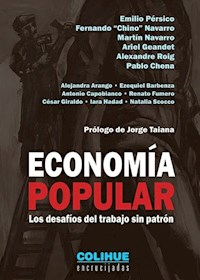 Papel Economía Popular. Los Desafíos Del Trabajo Sin Patrón