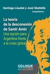 Libro La Teoria De La Desconexion De Samir Amin .Un Opcion Para Argentina Frente