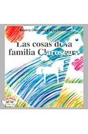 Papel COSAS DE LA FAMILIA CLAROSCURO (COLECCION TAL PARA CUAL) (CARTONE)
