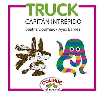 Papel Truck Capitán Intrépido