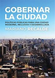 Libro Gobernar La Ciudad