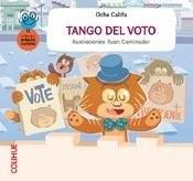 Libro Tango Del Voto