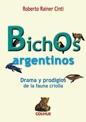 Libro Bichos Argentinos
