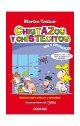 Papel CHISTAZOS Y CHISTECITOS 100 % ORIGINALES