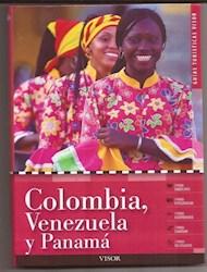 Papel Colombia, Venezuela Y Panama -  Guias Turisticas Visor