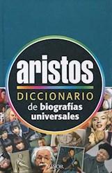 Libro Diccionario Aristos De Biografias Universales