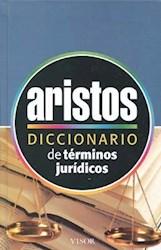 Libro Diccionario Aristos De Terminos Juridicos