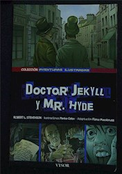 Libro Doctor Jekyll Y Mr. Hyde