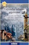 Papel LEYENDAS URBANAS ARGENTINAS (COLECCION FLECOS DEL SOL AZUL) (RUSTICA)