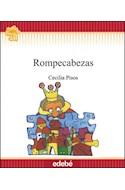 Papel ROMPECABEZAS (COLECCION FLECOS DEL SOL ROJO) (RUSTICA)