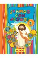 Papel VAMOS CON JESUS 2 EDEBE (NOVEDAD 2020)