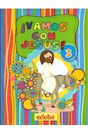 Papel VAMOS CON JESUS 3 EDEBE (NOVEDAD 2020)