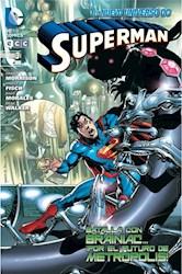 Papel Superman Batalla Con Brainiac