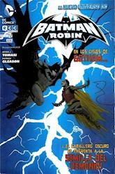 Papel Batman Y Robin En Los Cielos De Gotham