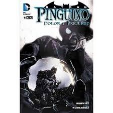 Papel Batman Pingüino Dolor Y Prejuicio
