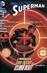Papel Superman El Proximo Objetivo De Nimrod El Cazador