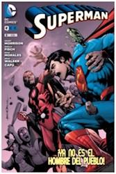 Papel Superman Ya No Es El Hombre Del Pueblo