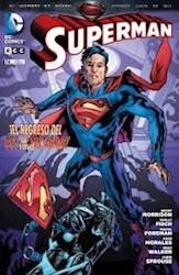 Papel Superman 14 El Regreso Del Rey De Los Fantasmas