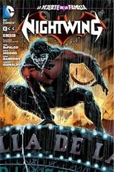Papel Nightwings La Muerte De La Familia