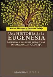 Libro Una Historia De La Eugenesia