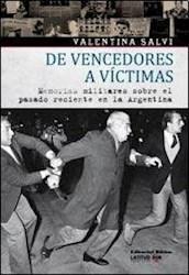 Libro De Vencedores A Victimas