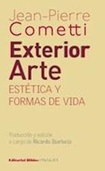 Libro Exterior Arte