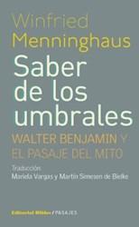 Libro Saber De Los Umbrales