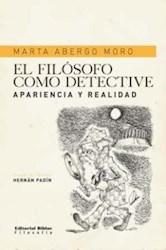 Libro El Filosofo Como Detective