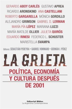 E-book La Grieta