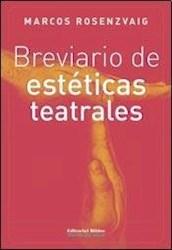 Libro Breviario De Esteticas Teatrales