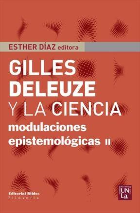 E-book Gilles Deleuze Y La Ciencia